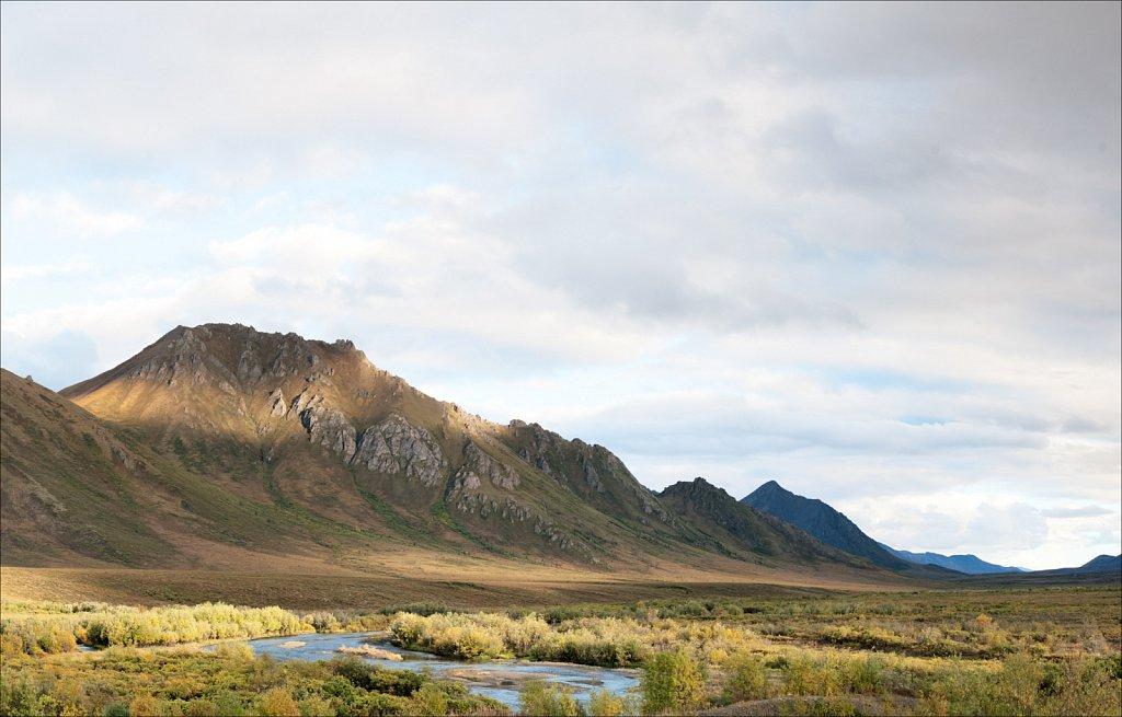 Light and Shade, Yukon Territory, 2010