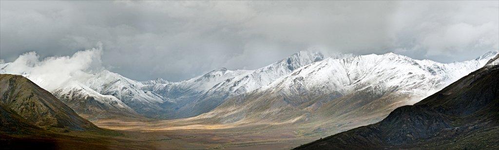 Snowcapped, Yukon Territory, 2010