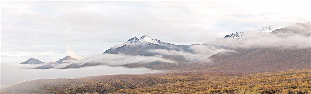 Cloud Sea, Yukon Territory, 2010