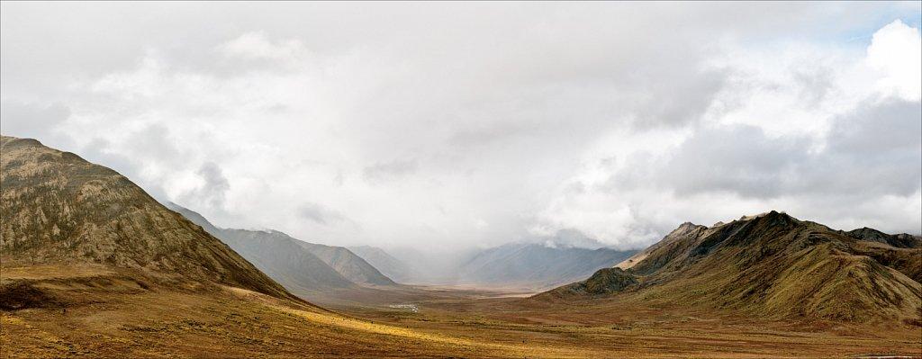 Deep Valley Rain, Yukon Territory, 2010